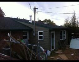 Photo #4: Roofing , siding , remodeling , addition .