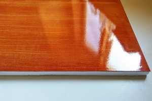 Photo #1: 2x2 faux finish ceiling tiles