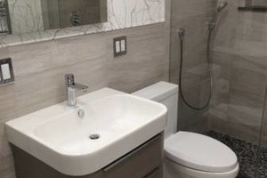 Photo #4: DID Interiors Inc. Fast renovation of u bathroom