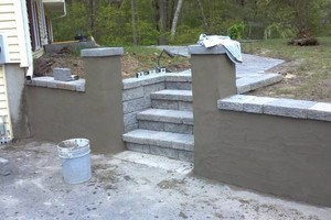 Photo #12: All kinds of masonry work