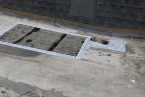 Photo #2: Commercial and residential roofing - new roofing patching, coating, gutters