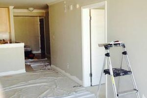 Photo #8: Good and honest Interior painter
