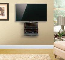 Photo #5: Over Fire Place Tv Mounting - Home Theater