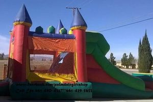 Photo #1: JUMPERS - PARTY RENTALS