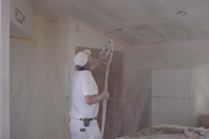 Photo #1: Drywall, Textures, Acoustics Removal