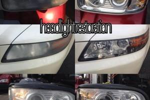Photo #2: Headlight restoration - $85- $145