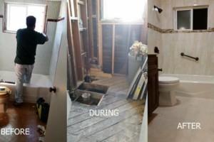 Photo #2: Jeff's Bathroom Remodeling