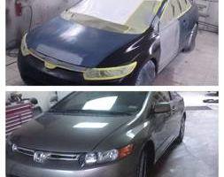 Photo #3: Auto Body Work & Paint (Good prices)