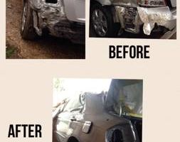 Photo #1: Auto Body Work & Paint (Good prices)