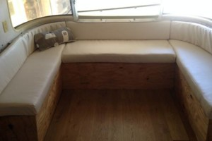 Photo #6: Airstream RV Upholstery Services. Industrial Envy, LLC