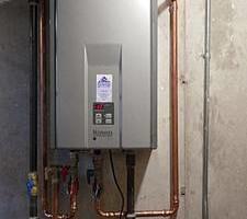 Photo #2: Heat Gas boiler tune up $95. Repair $125 plus parts!