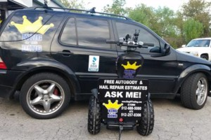 Photo #14: Auto Body & Paintless Dent Repair. King Mobile hail team
