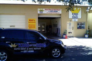 Photo #8: Auto Body & Paintless Dent Repair. King Mobile hail team