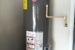 Photo #2: Water heaters, fixture change out.
