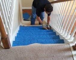 Photo #2: CARPET WORKS: removal, installation, repair