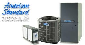 Photo #1: HVAC American Standard complete AC from 1600$
