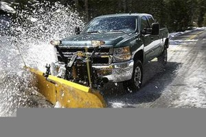 Photo #1: Snow Plowing. PaulSmithLandscaping