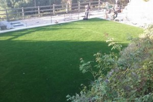 Photo #1: TURF SYNTHETIC GRASS. RA CONSTRUCTION AND LANDSCAPING