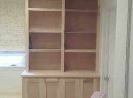 Photo #2: Kitchen cabinets