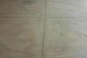 Photo #11: Amezcua Concrete Top Stain and Decorative Designs