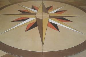 Photo #10: Amezcua Concrete Top Stain and Decorative Designs