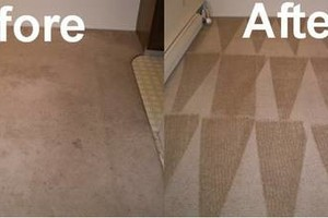 Photo #2: Carpet cleaners (free estimate) - Steam Cleaning, Dry-Shampoo, Eco-friendly