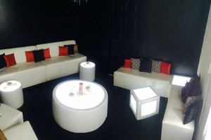 Photo #13: Lighted, Light Up Rental Event Furniture - BAR, SOFAS, OTTOMANS, BED...