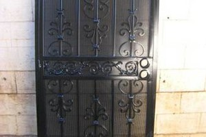 Photo #2: Iron Work`s Custom metal
