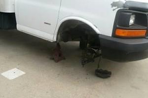 Photo #1: Free estimates! Auto repair services - vehicle repair, brakes, engine rebuild