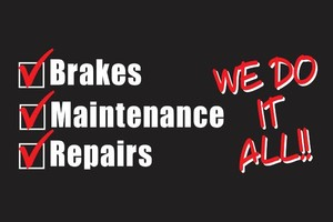 Photo #1: COMPLETE AUTO REPAIR SHOP - FREE TOWING WITH REPAIR!