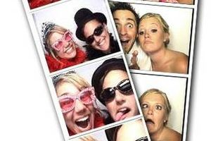 Photo #1: Photo Booth Rental and Green Screen Booth