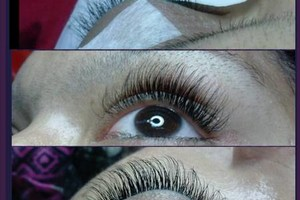 Photo #3: Eyelash Extension Stylist/Licensed & Certified