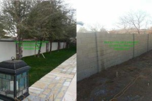 Photo #5: GREAT PRICES! LICENSED BLOCK FENCING & GATES. FREE ESTIMATES !!!
