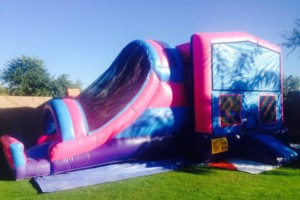 Photo #18: PARTY BOUNCE TIME - bouncers & water slides