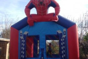Photo #16: PARTY BOUNCE TIME - bouncers & water slides