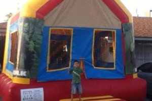 Photo #15: PARTY BOUNCE TIME - bouncers & water slides