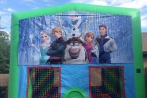 Photo #14: PARTY BOUNCE TIME - bouncers & water slides
