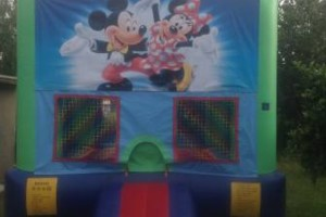 Photo #13: PARTY BOUNCE TIME - bouncers & water slides