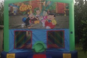 Photo #11: PARTY BOUNCE TIME - bouncers & water slides
