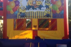 Photo #10: PARTY BOUNCE TIME - bouncers & water slides