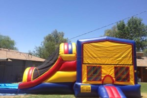 Photo #9: PARTY BOUNCE TIME - bouncers & water slides