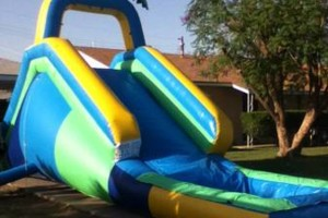 Photo #5: PARTY BOUNCE TIME - bouncers & water slides