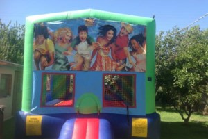 Photo #4: PARTY BOUNCE TIME - bouncers & water slides