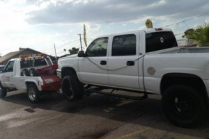 Photo #1: Towing service 24/7 days a week