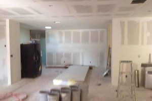 Photo #12: Drywall finishing