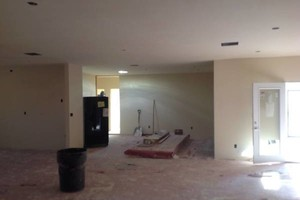 Photo #11: Drywall finishing