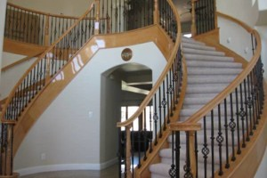 Photo #11: Staircase remodels and work