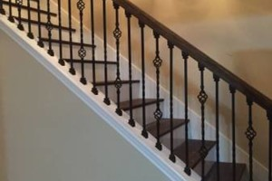 Photo #8: Staircase remodels and work