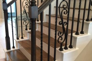 Photo #7: Staircase remodels and work