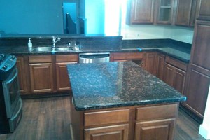 Photo #1: Granite Remodels